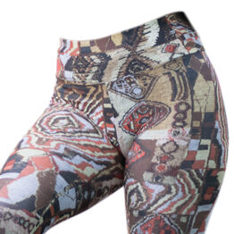 calza spandex diseño mujer